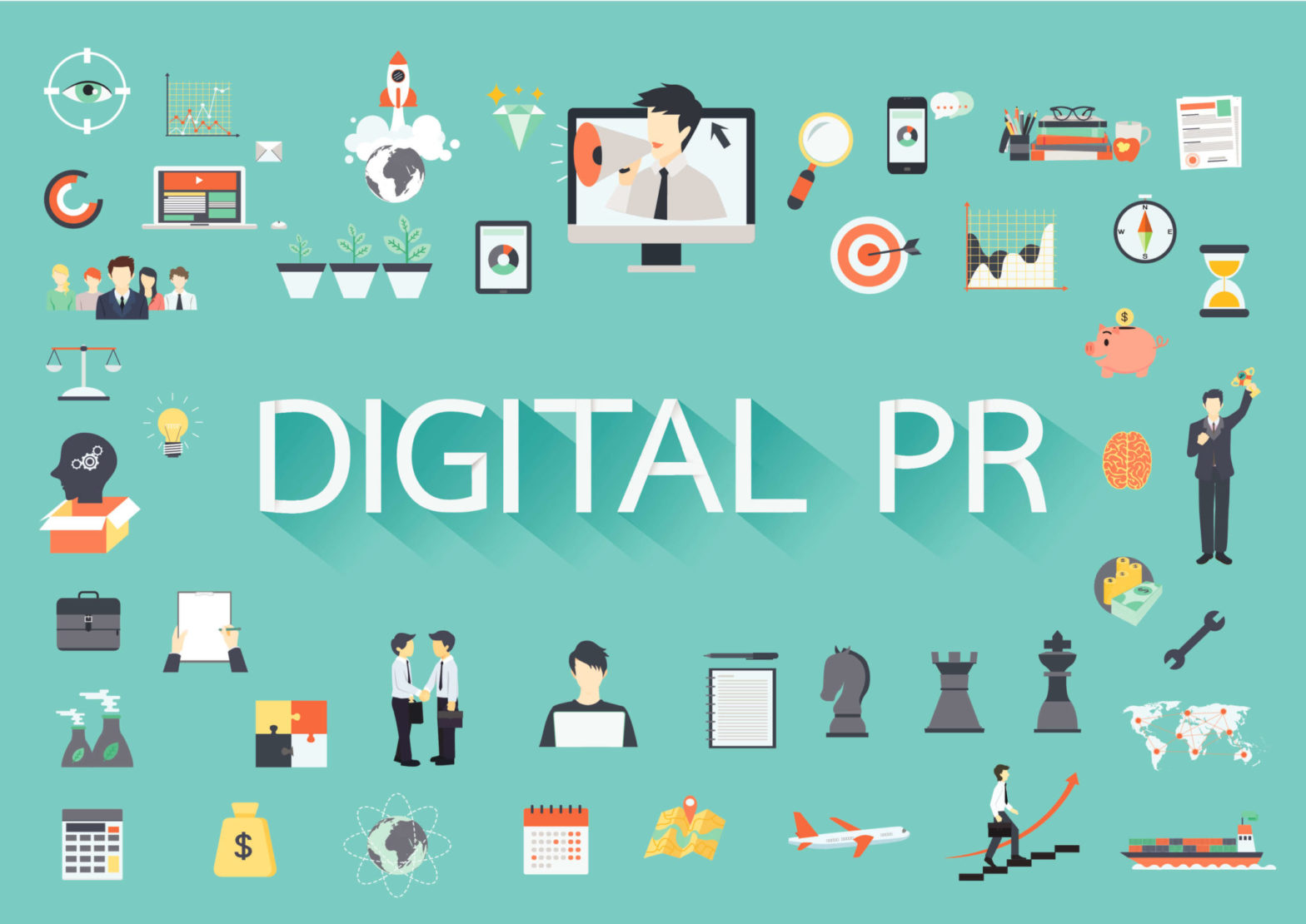 Digital PR for Small Businesses: Including It In Your Strategy