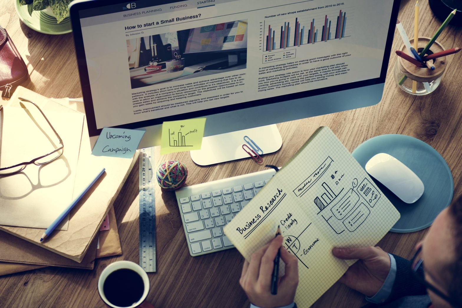 Tools For Small Business Marketing