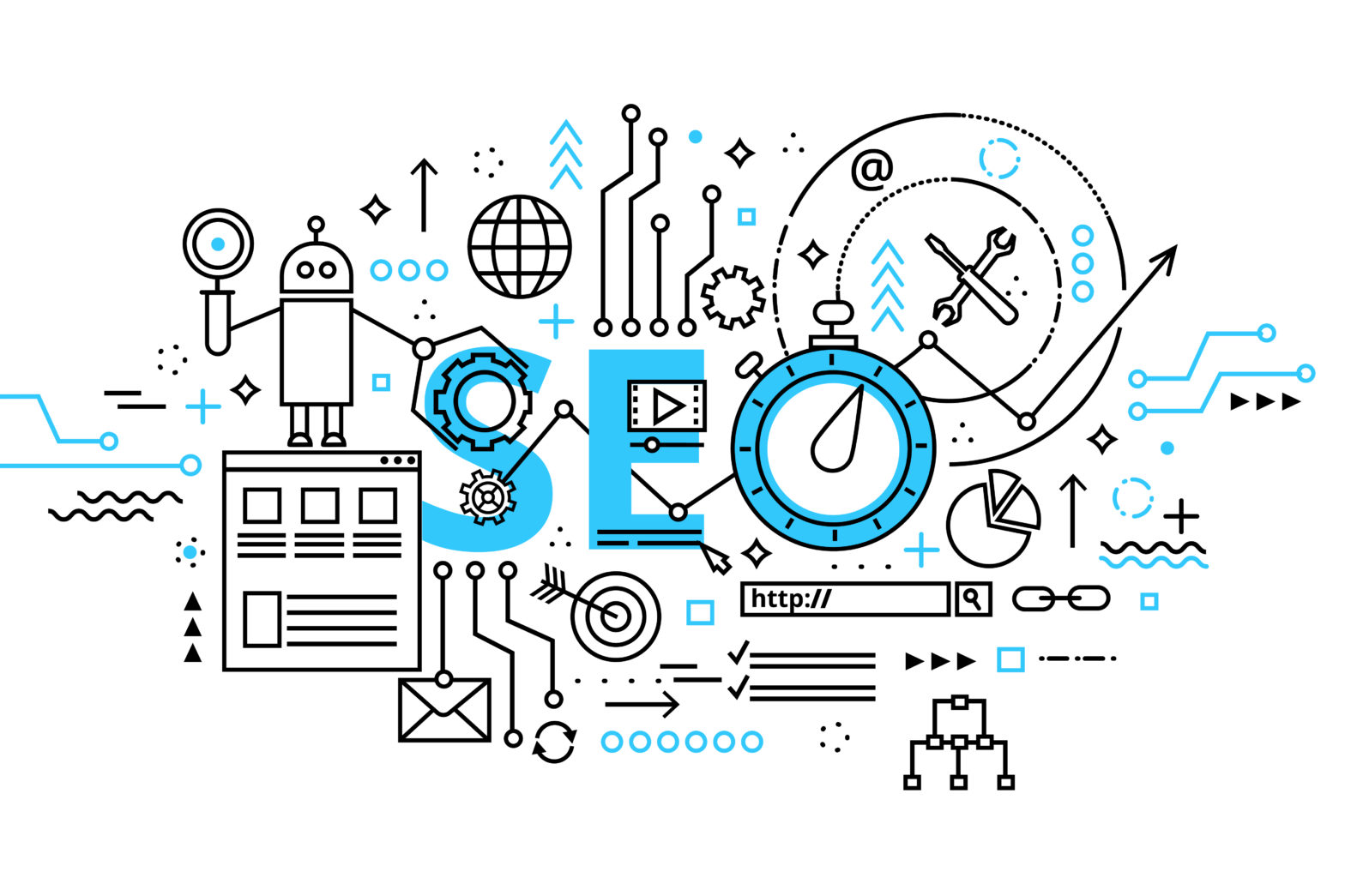 Small Business SEO: 5 Tactics You Should Be Using
